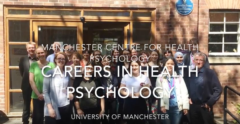 Careers in Health Psychology